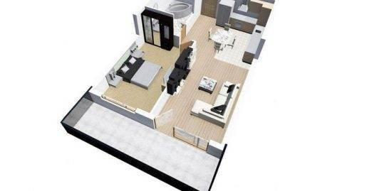 09.Apartament de vanzare, 2 camere, Dambul Rotund