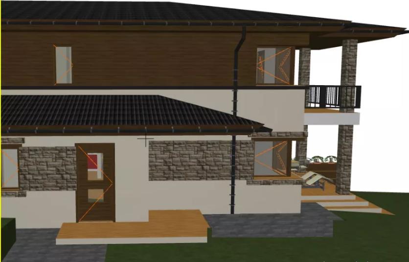 180837-Vanzare casa tip duplex, Valea Chintaului, Cluj
