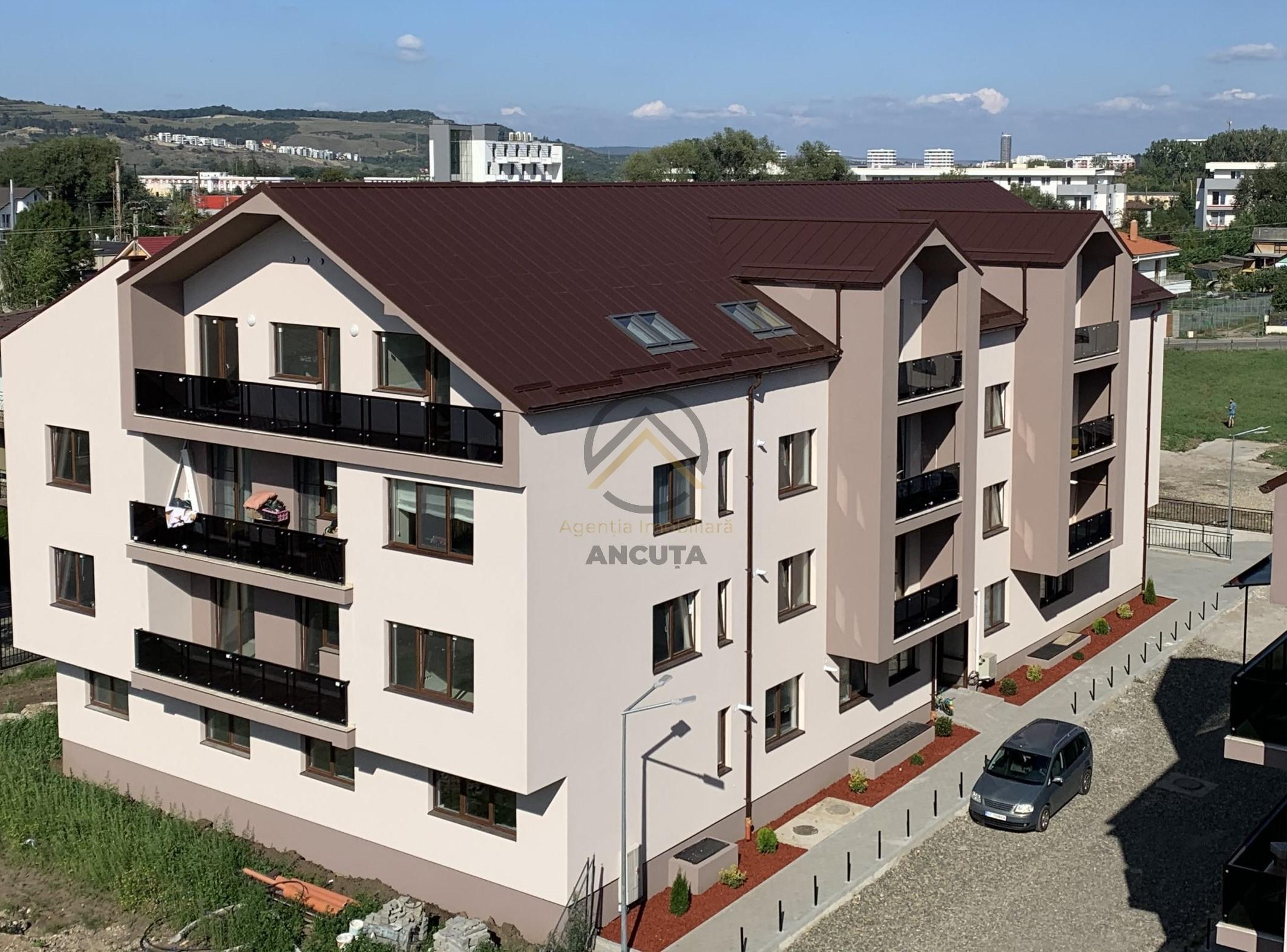 183980-Vanzare Apartamente In Bloc Nou, Floresti, Cluj
