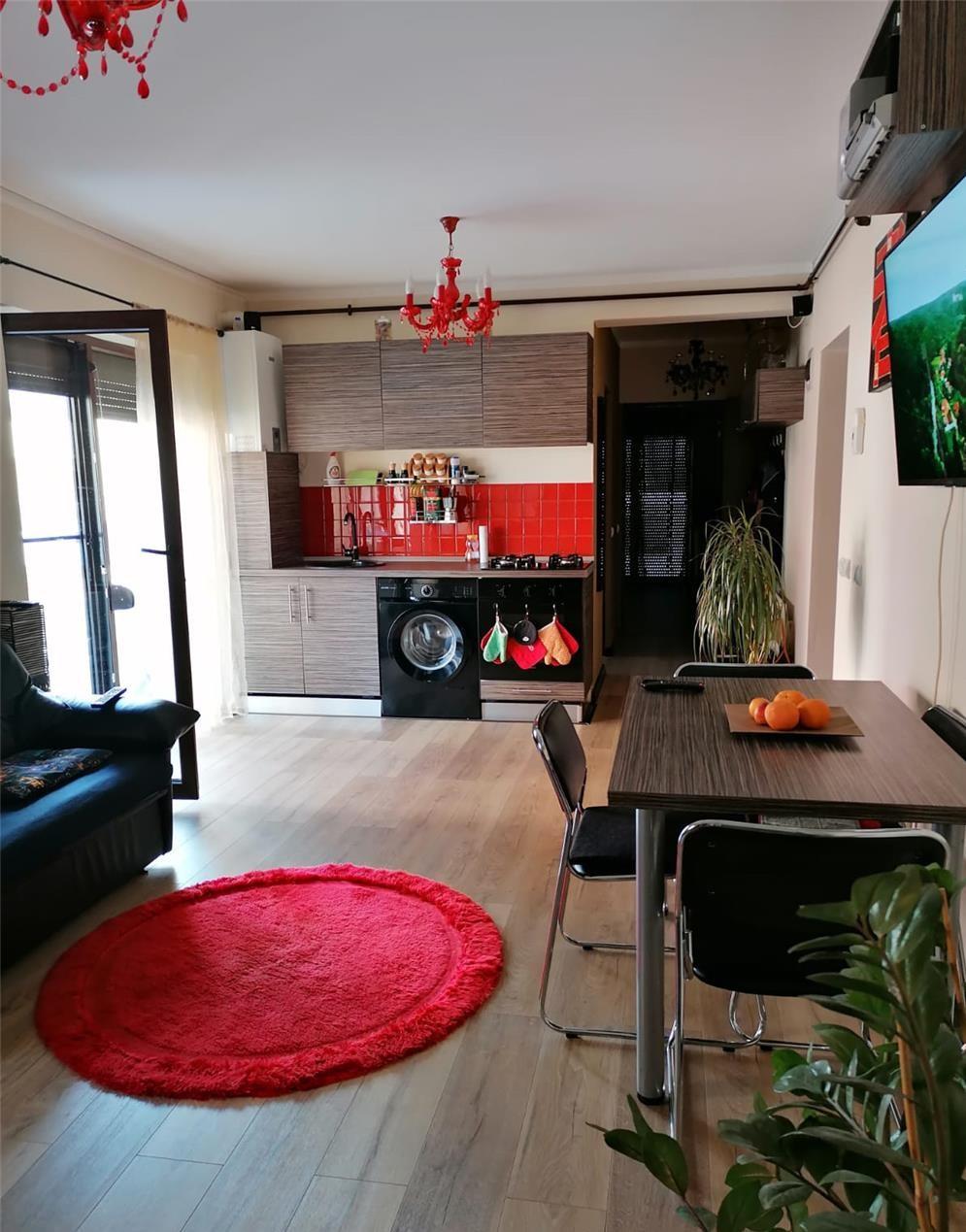 187396-Vanzare apartament 3 camere, Floresti, Cluj
