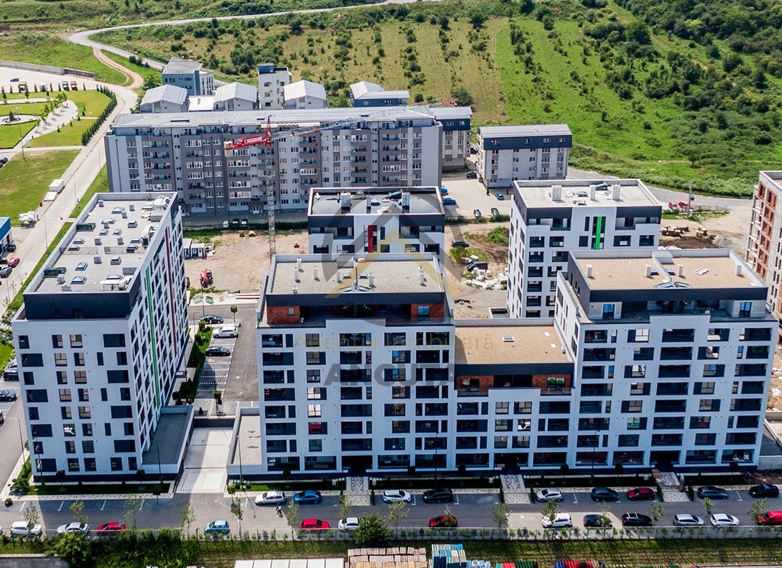 188587-Vanzare apartamente in bloc nou, Zona Vivo, Cluj